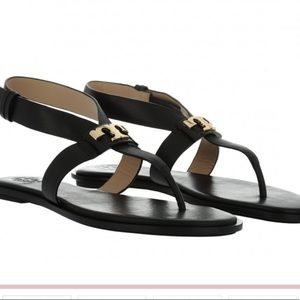Tory Burch Shoes - Tory Burch Gigi black Sandals